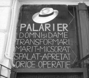 Pălărier domni și dame, transformări, mărit‒micșorat, spălat și apretat, orice operație