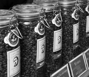 La domnul Florescu găsiți cafele din întreaga lume